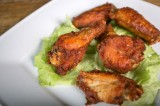 5. CHICKEN WINGS