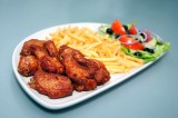 6. CHICKEN WINGS
