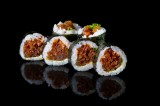 Roll with spicy tuna tatar (6 pcs)