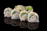 Butterfish paste uramaki roll (6 pcs)
