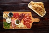 8. ANTIPASTI – a snack plate (for two persons)