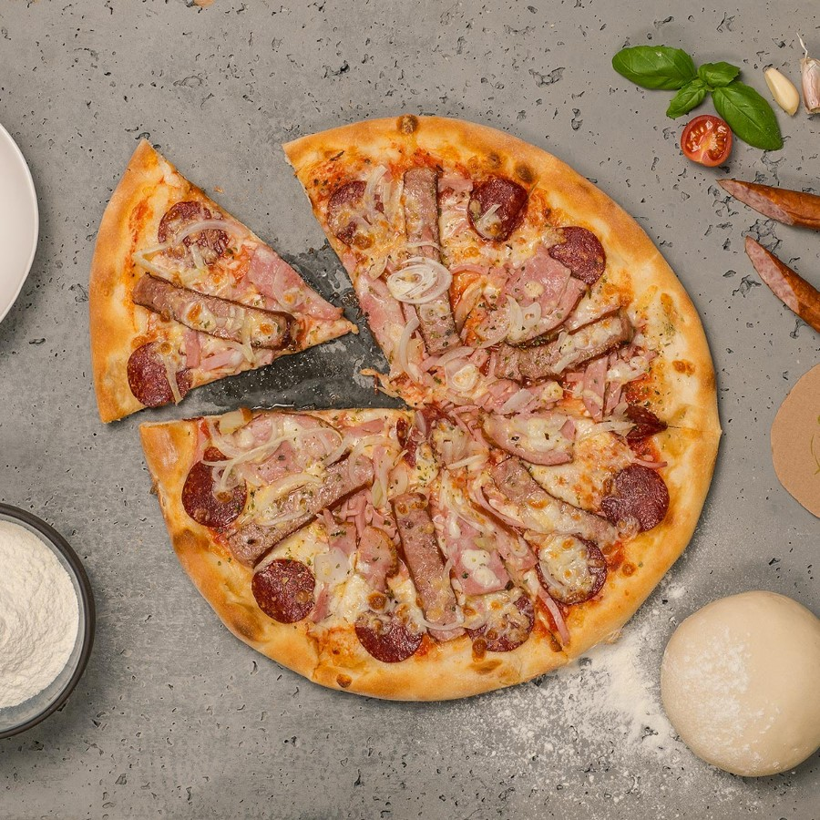 pizza online na telefon dow z plewiska pozna grunwald szybka pizza. Black Bedroom Furniture Sets. Home Design Ideas