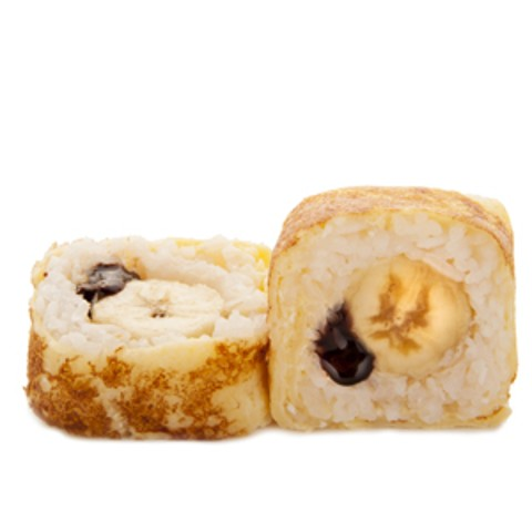 SR2. Banana Roll (5 szt.)