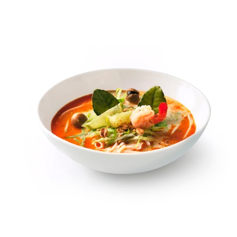 S1b. Kingkong Laksa 500ml prawn