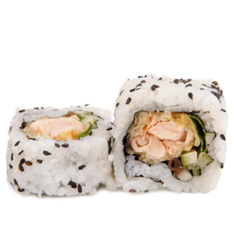 U7. Salmon Ten Roll