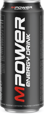 MPOWER Energy Drink 0,5l