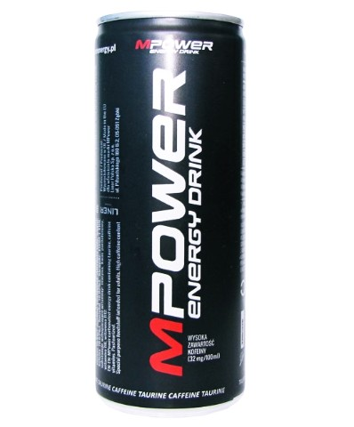 MPOWER Energy Drink 0,25l