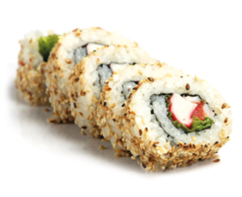 california roll 5 pcs