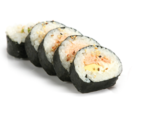 grill philadelphia roll 5 pcs