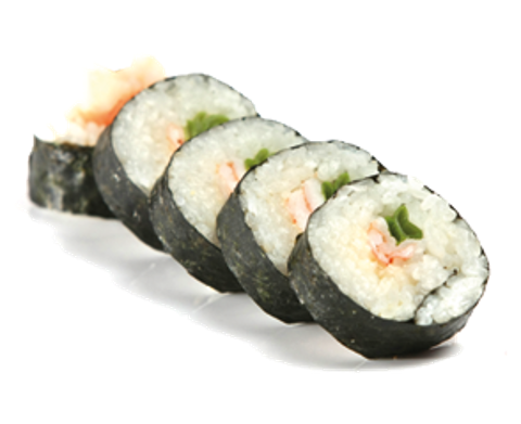ebi roll 5 pcs