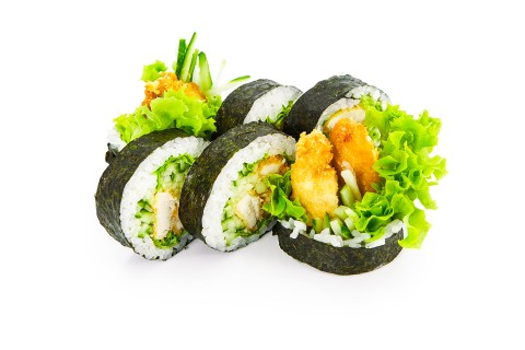 CHICKEN CRISPY ROLL