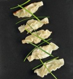 5 pcs Duck potstickers