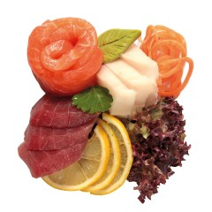 Set Sashimi Slim 9szt