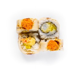 Grill Butter Ebi Ten Roll