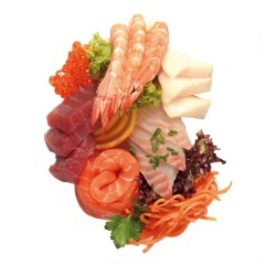 Set Sashimi Medium 15szt
