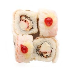 Fusion Cranberry Ebi Roll