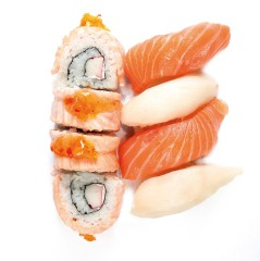 Set Hot Salmon 8szt