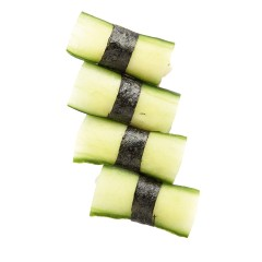 Nigiri with cucumber 4 pcs