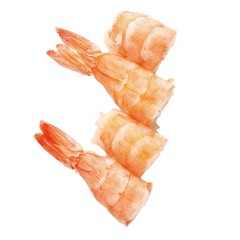 Nigiri with shrimp 4 pcs