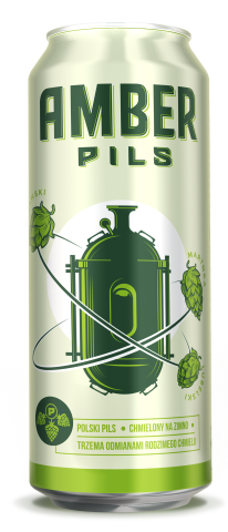 CRAFT AMBER PILS