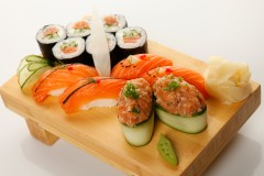SALMON SET – 12 SZT.