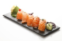 NIGIRI SALMON KING SET – 5 SZT.