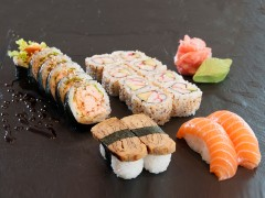SUSHI LUNCH 2 - 18 szt.