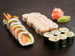 SUSHI LUNCH 3 - 20 szt.