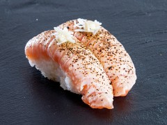 3. Grilled salmon