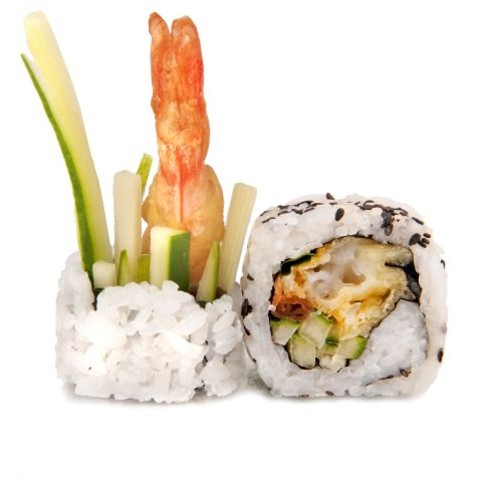 U6  Ebi Ten Roll