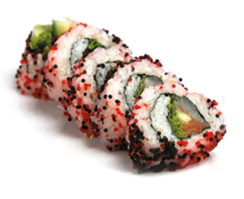 tobiko roll 2 | 5 pcs