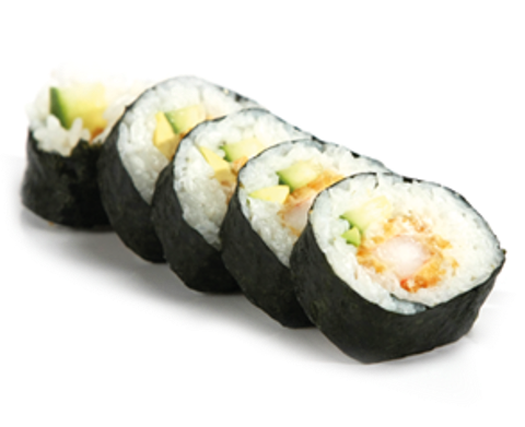 ebi panko roll 5 pcs