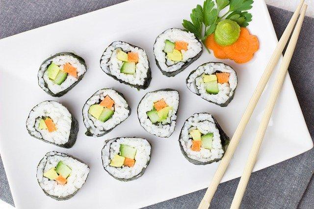 Sushi otwock i okolice