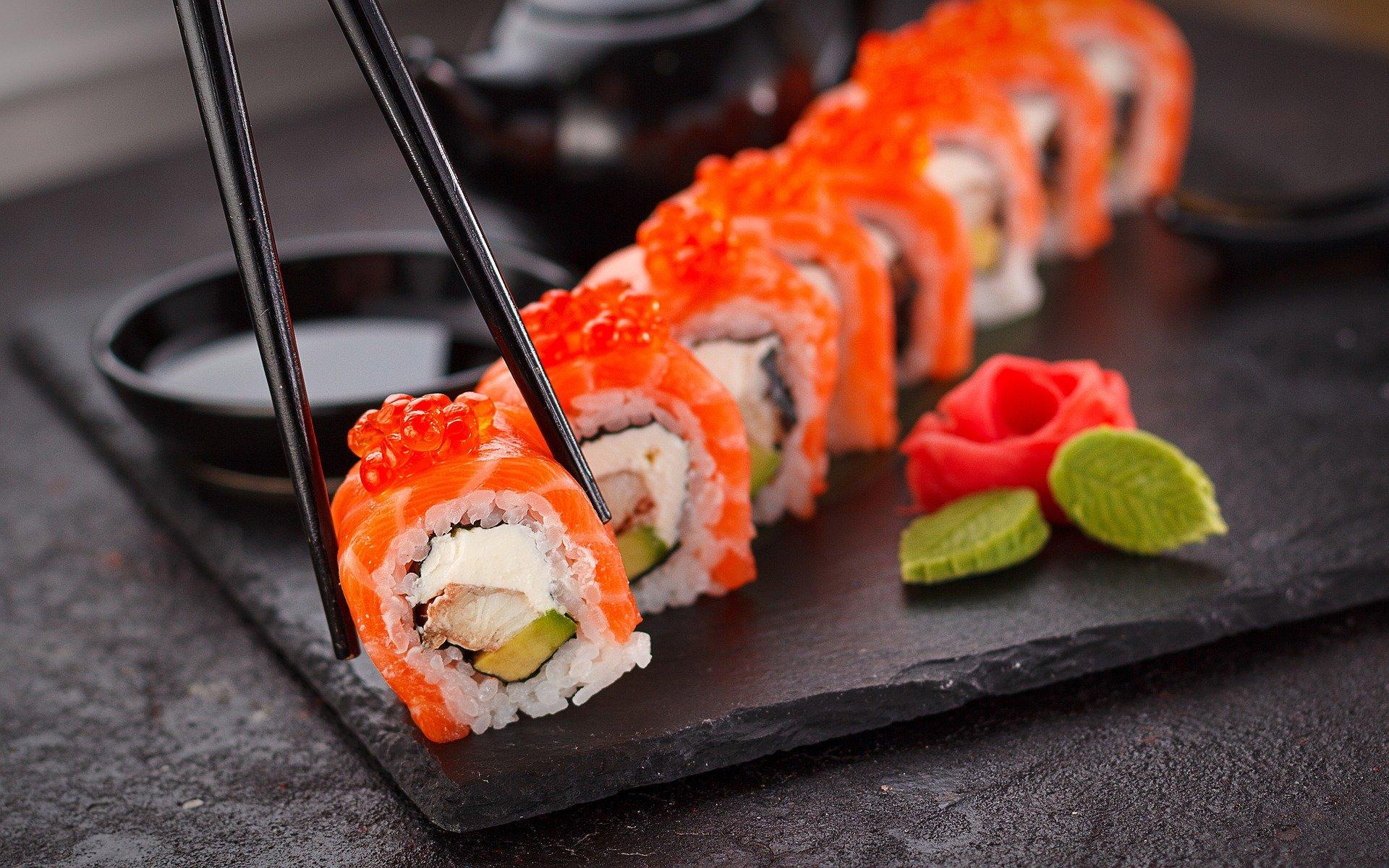 Take Sushi Patriotów