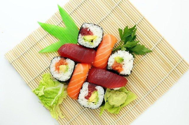 Sushi z dostawą Warszawa - Sushi Wawer