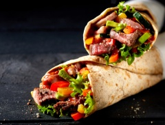 Kebab w cieście Tarnów